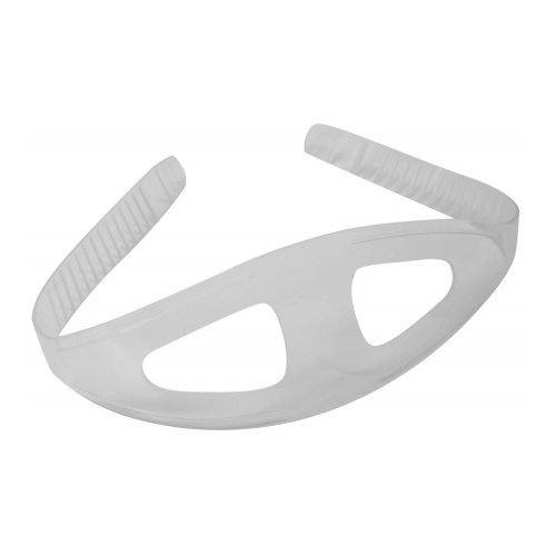 Oceanicaus-MASK-STRAP-ICE-SILICONE-CLEAR